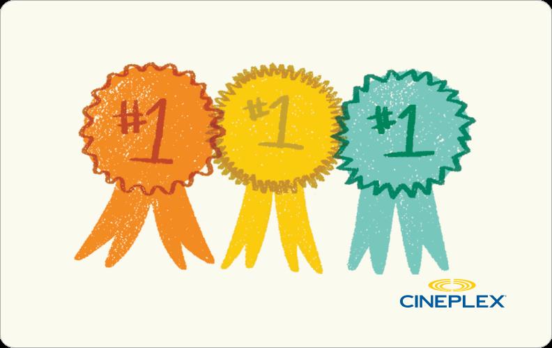 Cineplex com | E-Gift Cards