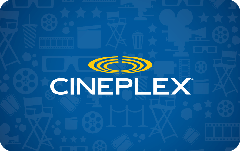 Cineplex e gift cards customize your card negle Images