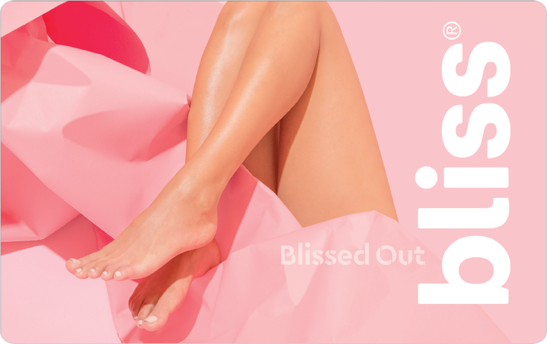 Bliss Gift Cards & E-Gift Cards for Body & Skincare Products