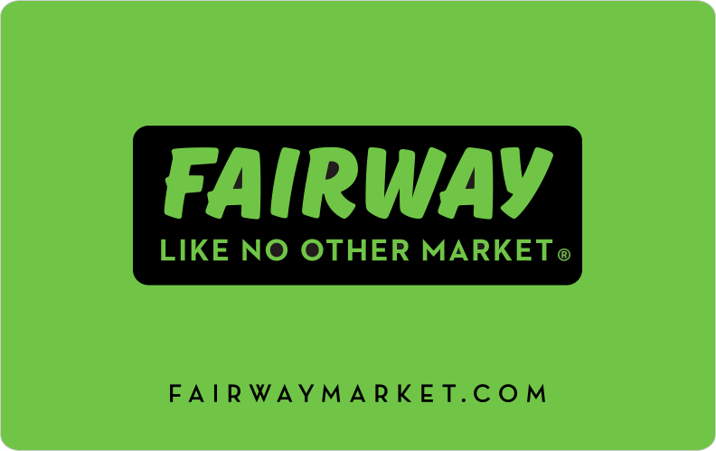 Fairway market customize your card negle Images