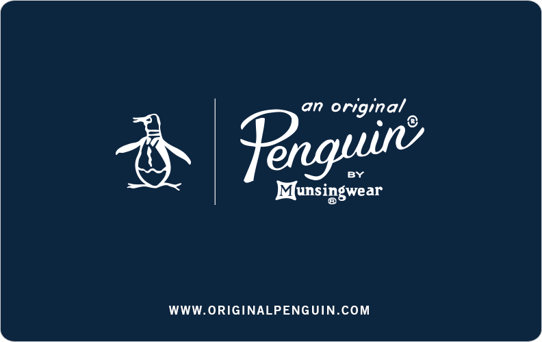 Original penguin gift cards add a photo by using the tools below image size must be between 100 kb and 6 mb negle Images